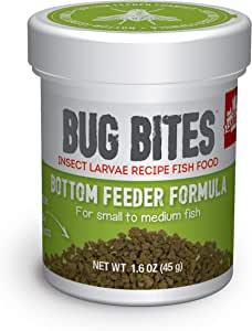 Fluval Bug Bites Granules for Bottom Feeders