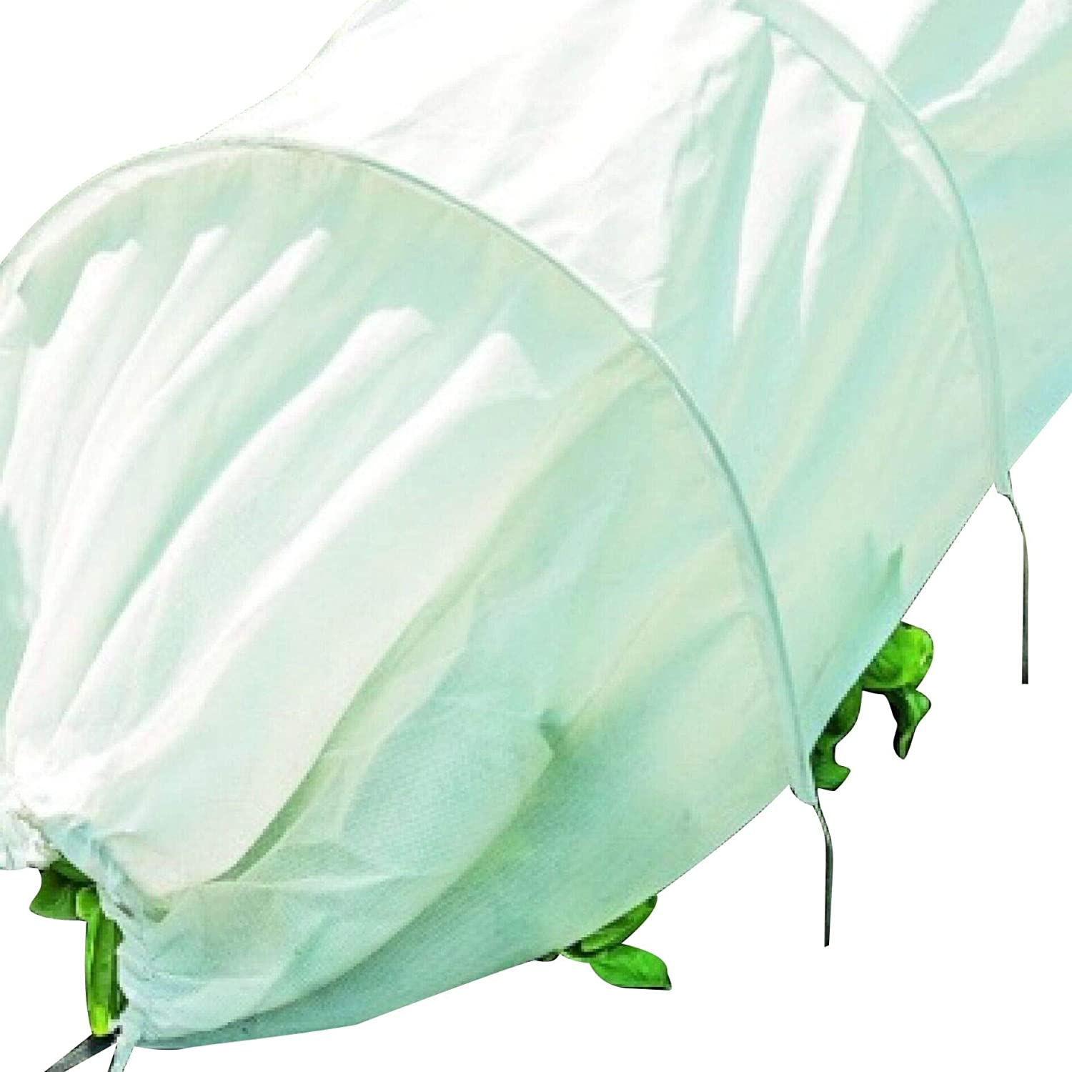 Plant Tunnel 300 x 45 x 30 cm Coldframe Foil Layers Fleece Tunnel Tunnel Tent