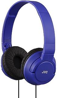 JVC HA-S180-A-E - Auriculares de diadema abiertos (estructura Ring, plegables