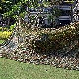 Masterein extérieur solaire filets Jungle Filet de camouflage Camping Chasse Abat-jour Filet