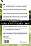 A Harmony of the Words and Works of Jesus