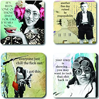 product image for Erin Smith 4 piece coaster set