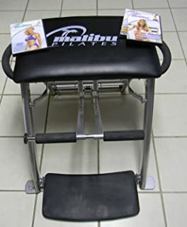 AmazoncomMalibu Pilates Pro ChairAccelerated Results