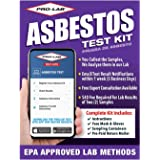Asbestos Test Kit -You collect 2 samples, We analyze them. Emailed results within 1 week (5 Business days) Includes return ma