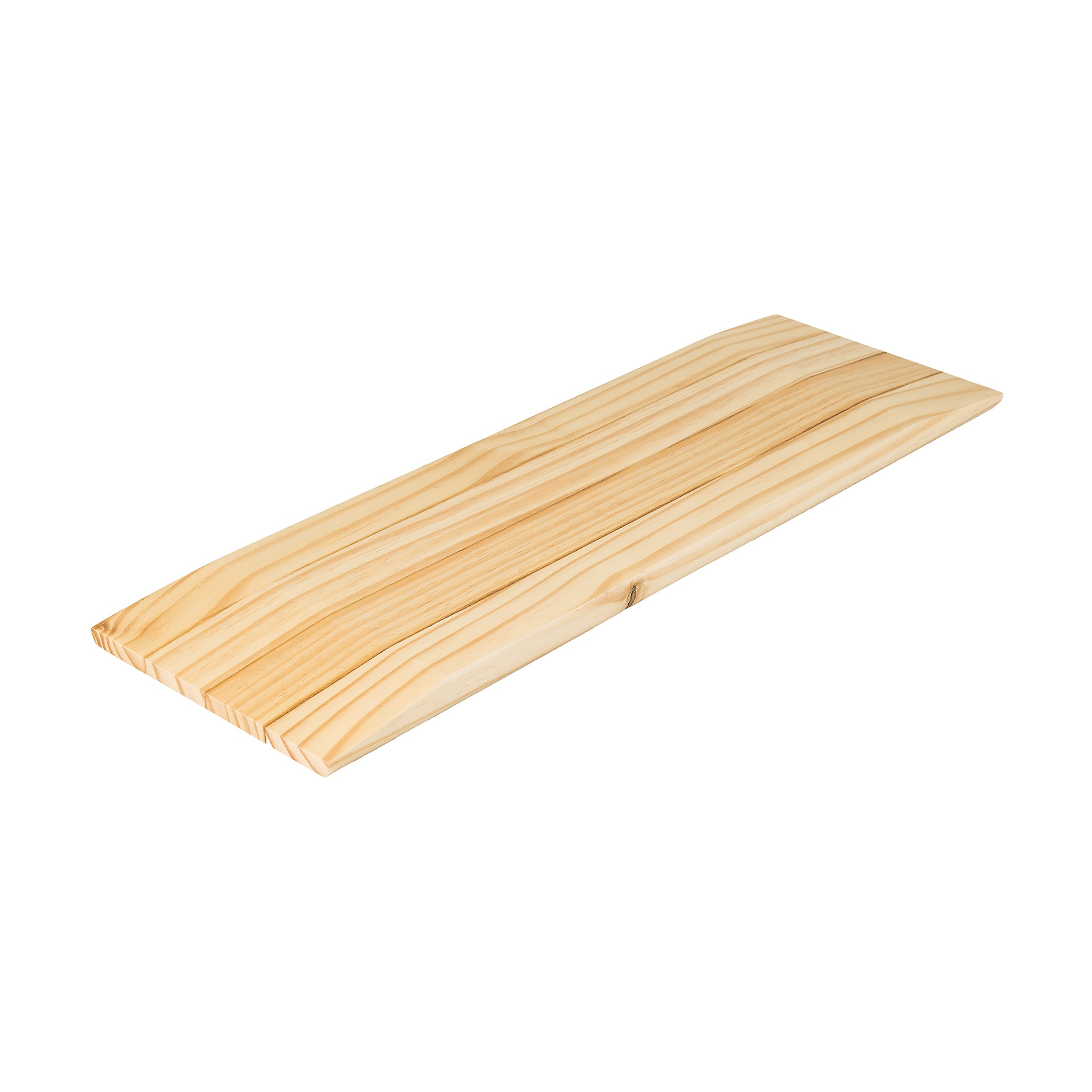 Mabis DMI Deluxe Wood Transfer Board Patient Slide Board, 8 x 24, Compact Size, Southern Yellow Pine
