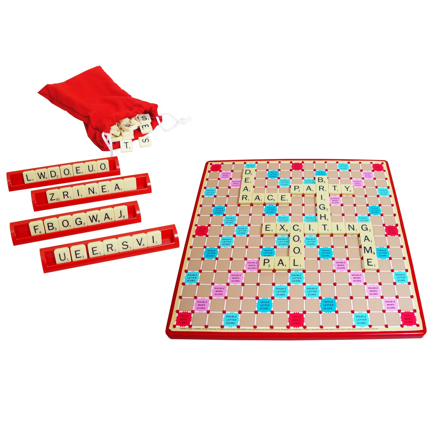 Amazon Winning Moves Tile Lock Scrabble Game Toys Games