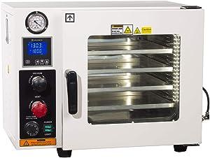 Ai Vacuum New UL/CSA Certified Ai 0.9 CF Vacuum Oven 5 Sided Heat & SST Tubing