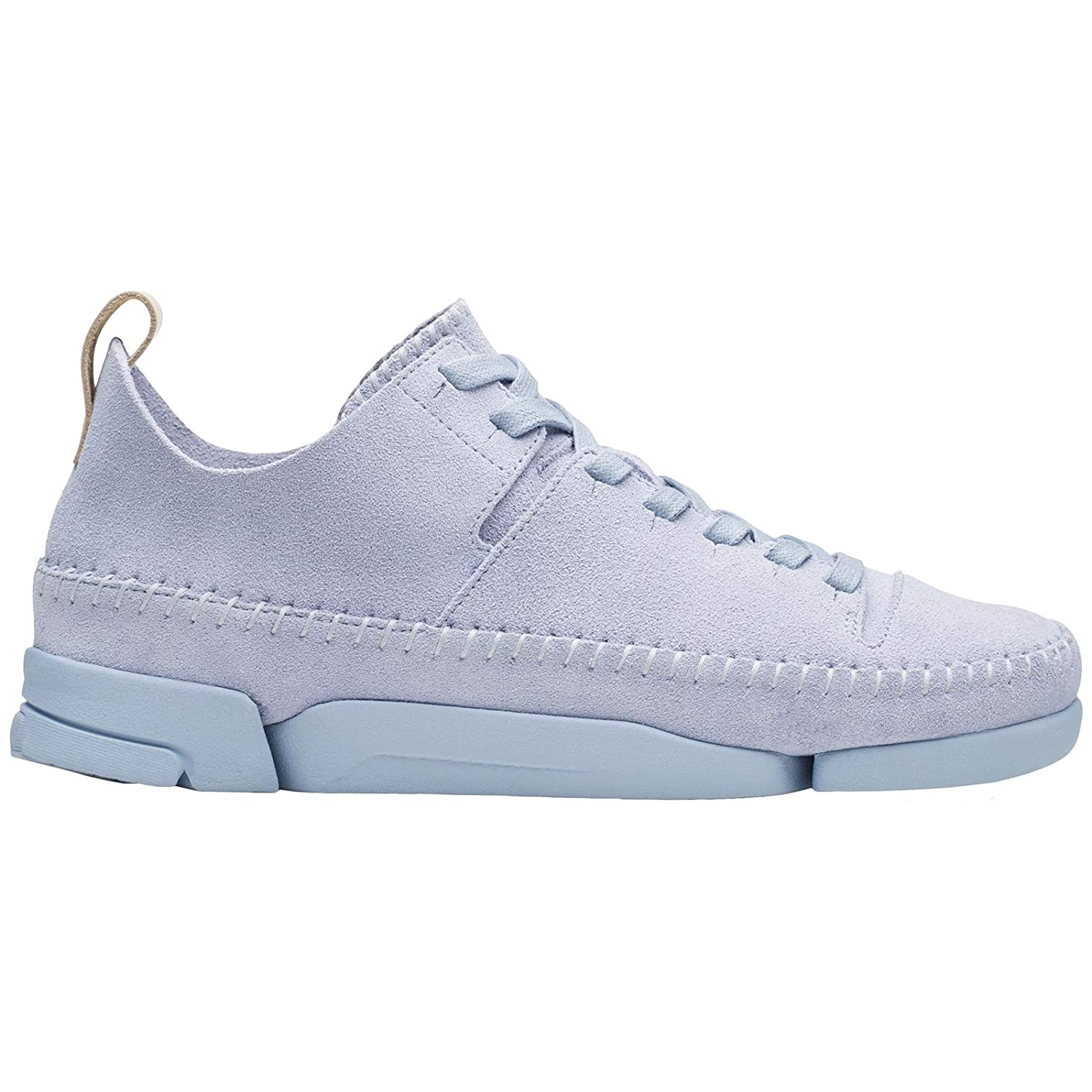 Clarks Originals Damen Trigenic Flex Suede Trainer
