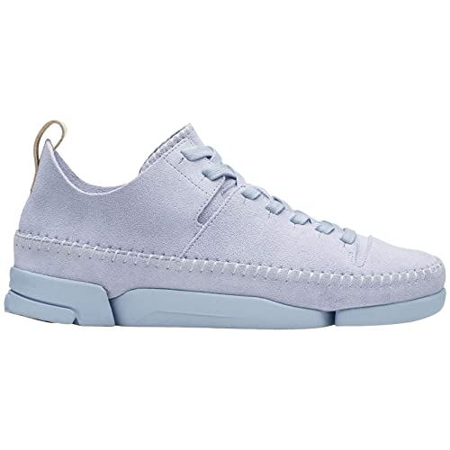 Clarks Originals Mujer Trigenic Flex Suede Cool Blue