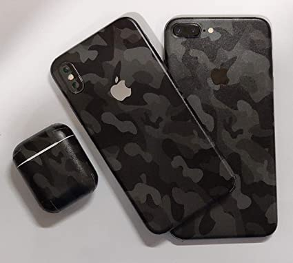 san francisco f3d61 a6291 GADGETS WRAP Printed Apple Airpods Apple iPhone 10: Amazon.in ...