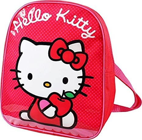 nuovo design design raffinato lotta Hello Kitty - Zainetto Asilo: Amazon.it: Valigeria