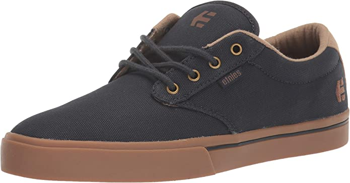 Etnies Jameson 2 Eco Sneakers Skateboardschuhe Blau Navy Gum Gold