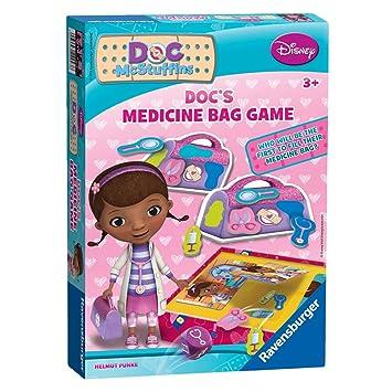 Ravensburger Doc McStuffins Medicine Bag Game Amazoncouk Toys - Doc games