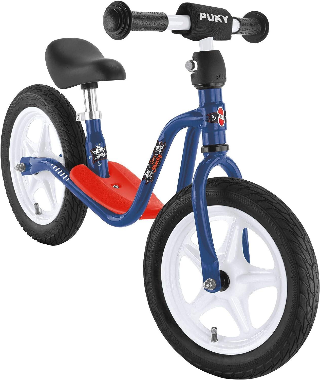 Puky LR 1L Bicicleta de Equilibrio, Capitán Sharky Blue, Suitable ...