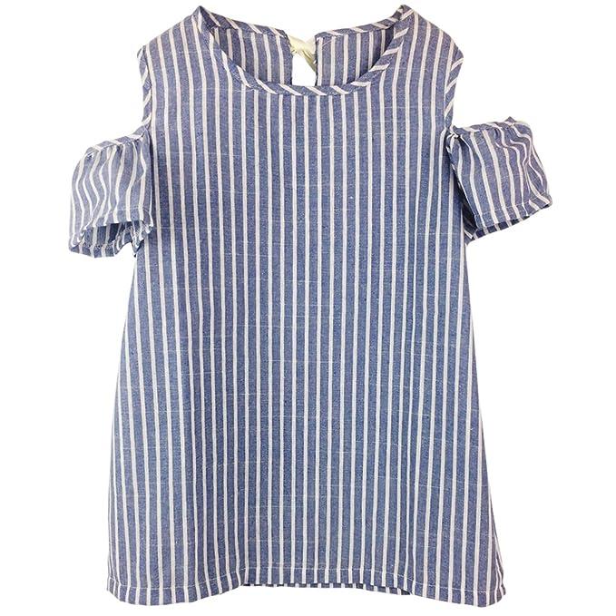 Amazon.com: Jastore vestido de verano de algodón ...