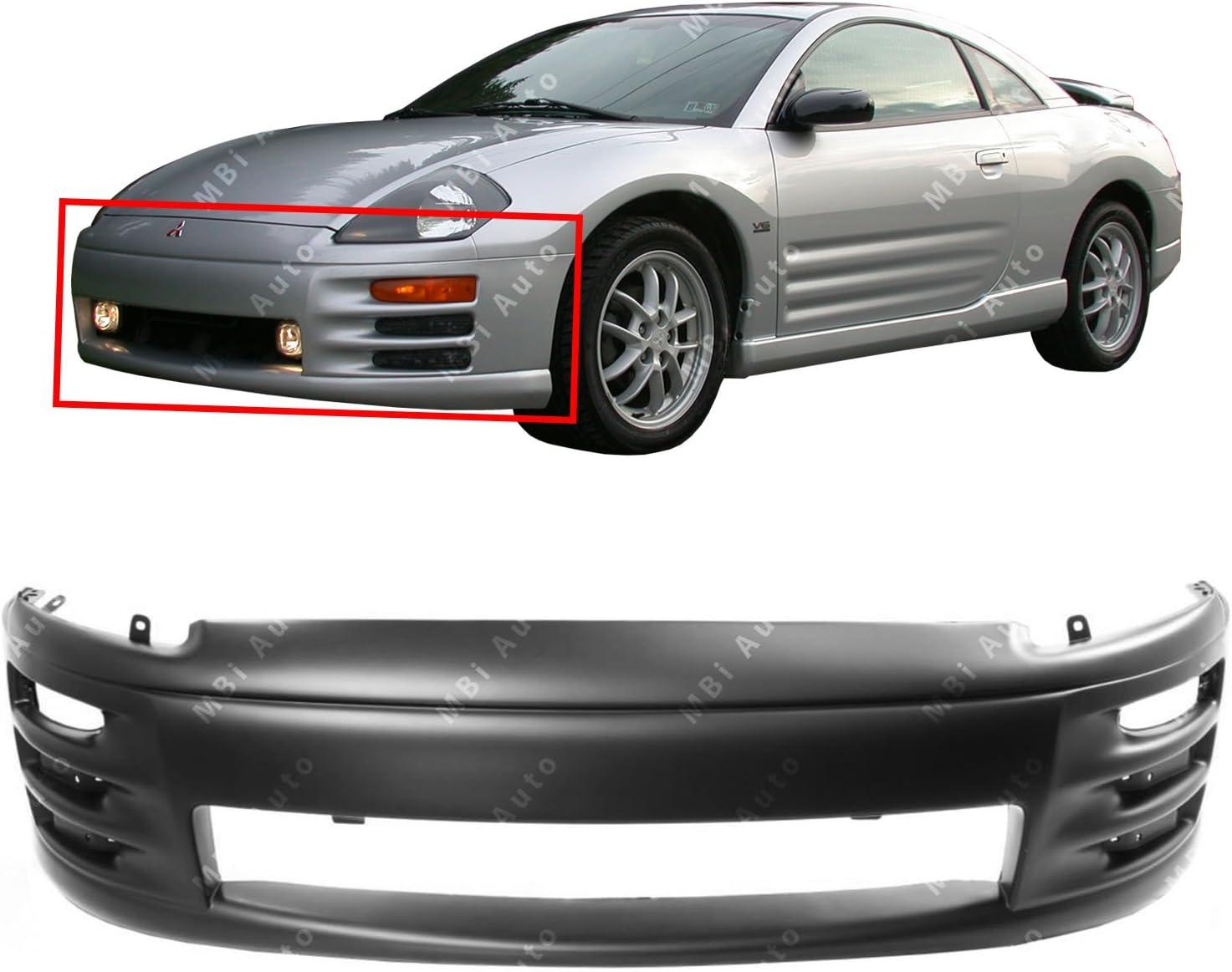 Front BUMPER COVER Primed for 2002-2005 Mitsubishi Eclipse