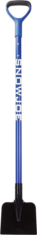 Snow Joe SJEG700 Spring Loaded Impact Reducing Steel Ice Chopper | 7-Inch x 5.5-Inch | Shock Absorbing Handle