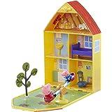 "粉红猪小妹Peppa Pig 06156 "" Peppa ' s House & Garden "" 玩具组合"