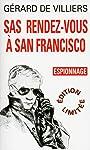 SAS Rendez-vous à San Francisco - Nº 5: Espionnage