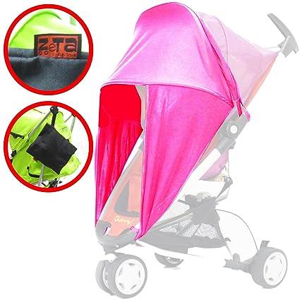iVela de seguridad para sol – rosa, de ajuste universal para ...