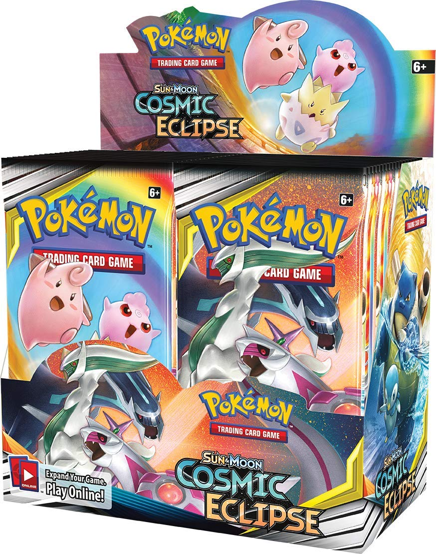 Pokemon Trading Card Game: Sun & Moon (SM12) Cosmic Eclipse Booster Box