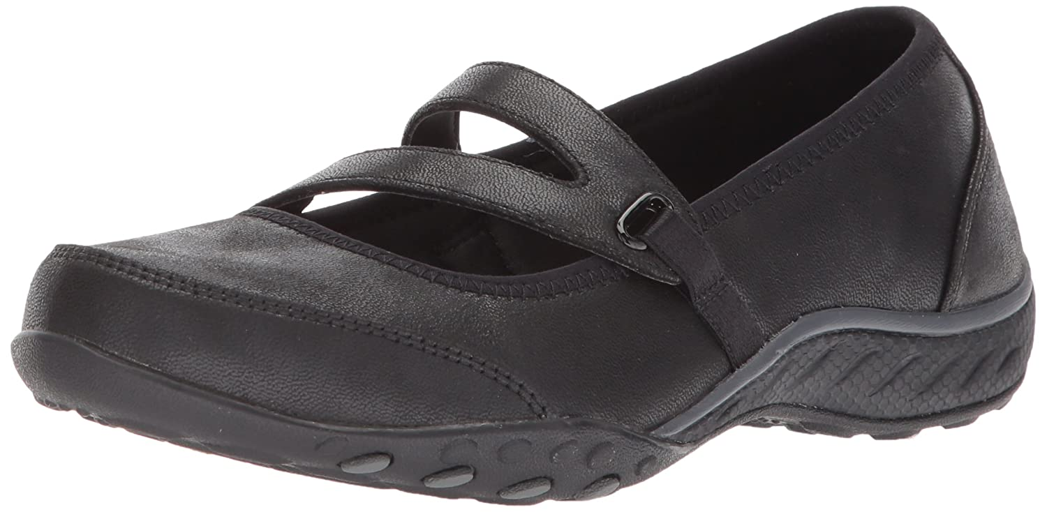 TALLA 38 EU. Skechers Breathe-Easy-Calmly, Merceditas para Mujer