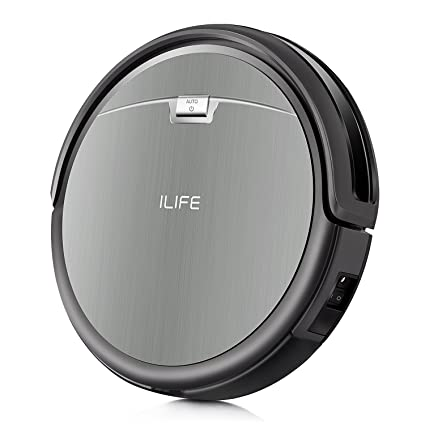 ILIFE A4s best Robot Vacuum Cleaner with Strong Suction and Remote Control