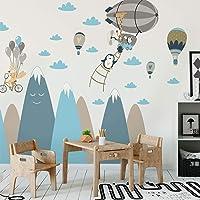 Muurtattoo kinderen – decoratie kinderkamer – muursticker voor kinderen – wandtattoo Scandinavisch – enorme…