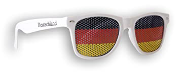 10 x - Fanbrille - Sonnenbrille sK82ujmzJj