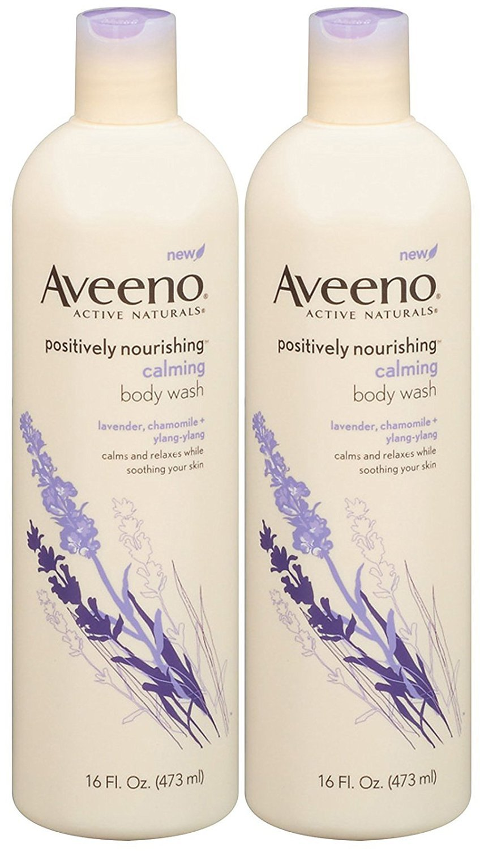 Aveeno Body Wash - Calming - 16 oz - 2 pk