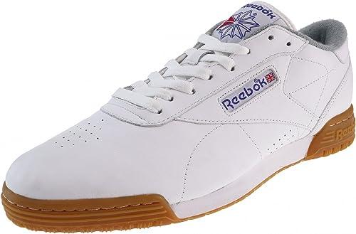 Reebok Exofit Lo Clean Logo R12 Gum Pack, Basses Homme