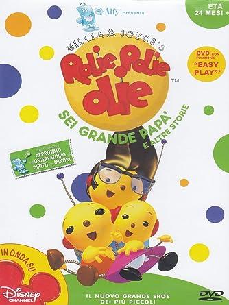 Rolie Polie Olie - Sei Grande Papa [Italia] [DVD]: Amazon.es ...