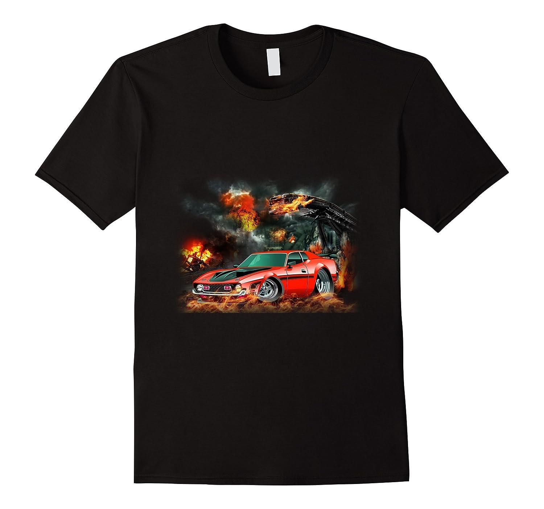 Street Racing outlaw city shirt-CD