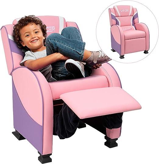 Amazon.com: Homall - Silla reclinable para niños, muebles de ...