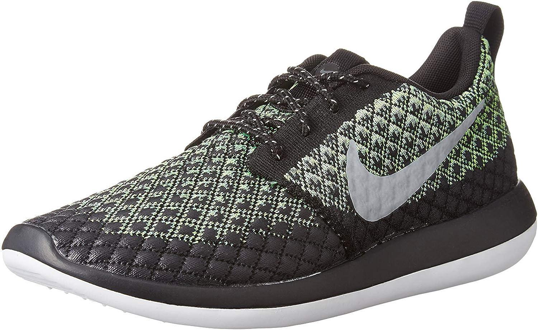 Nike Men's Roshe Two Flyknit 365 Ankle-High Fabric Running Shoe