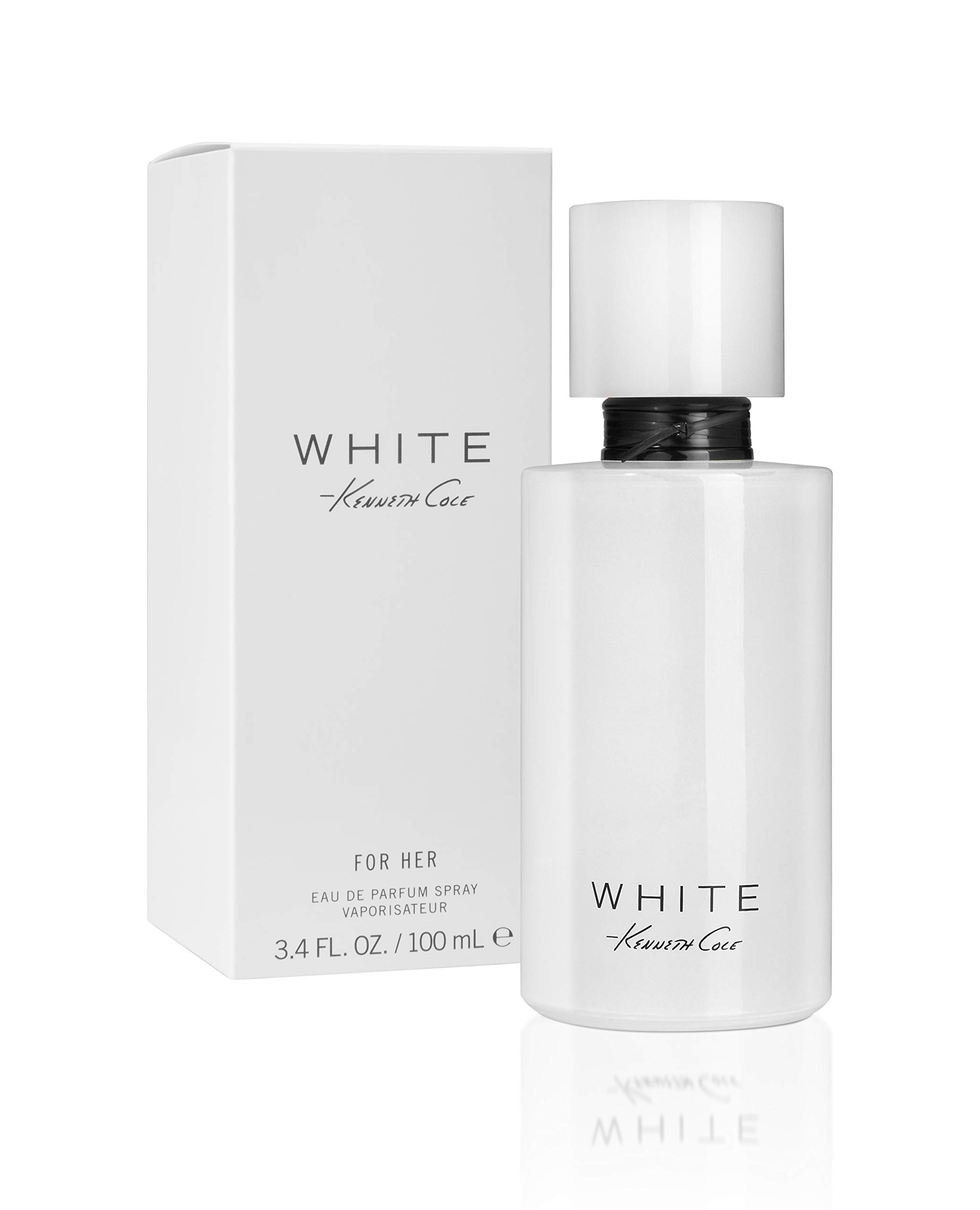 Kenneth Cole White for Her, 3.4 Fl oz