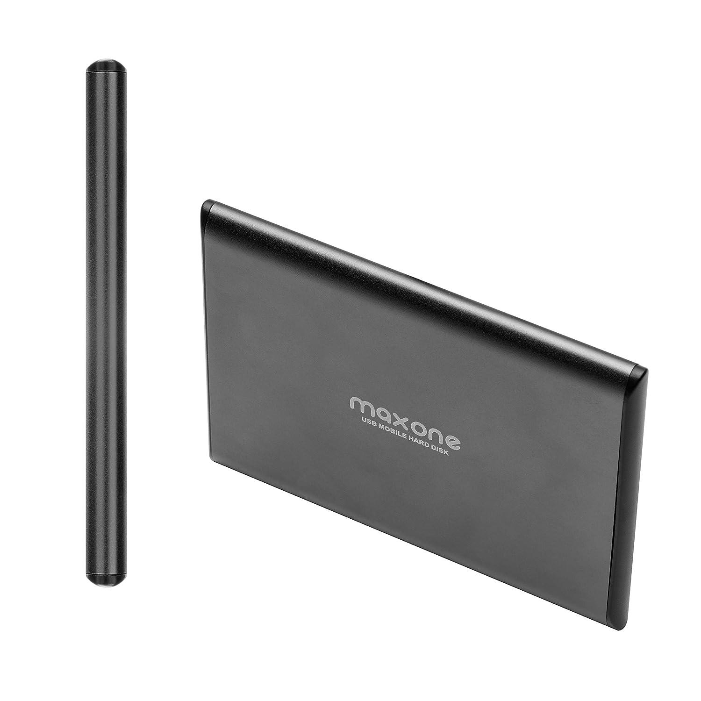 Disco duro externo portátil de 160GB-2.5