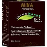Mina Professional Refill Pack for Ibrow coloring