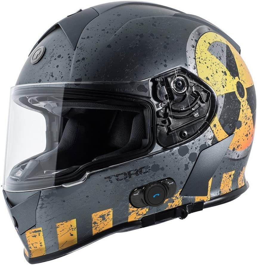Best Bluetooth Motorcycle Helmets: Comparison And Reviews