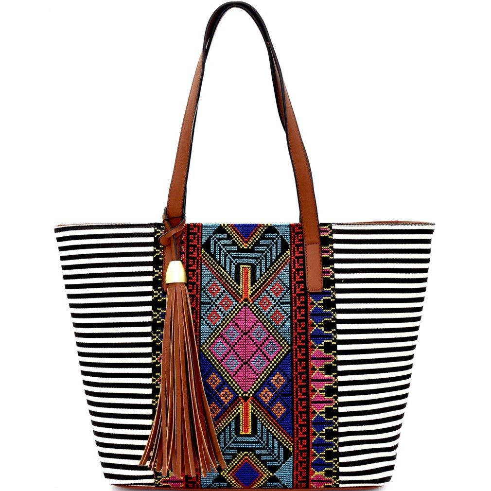 247b5fd371e8e Amazon.com: MMS Design Studio Tote Bag: Clothing