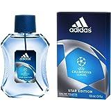 Adidas Champions League Eu de Toilette, 100ml