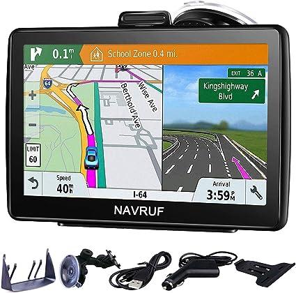 GPS mezzi pesanti 9 pollici Europa gratuita a vita