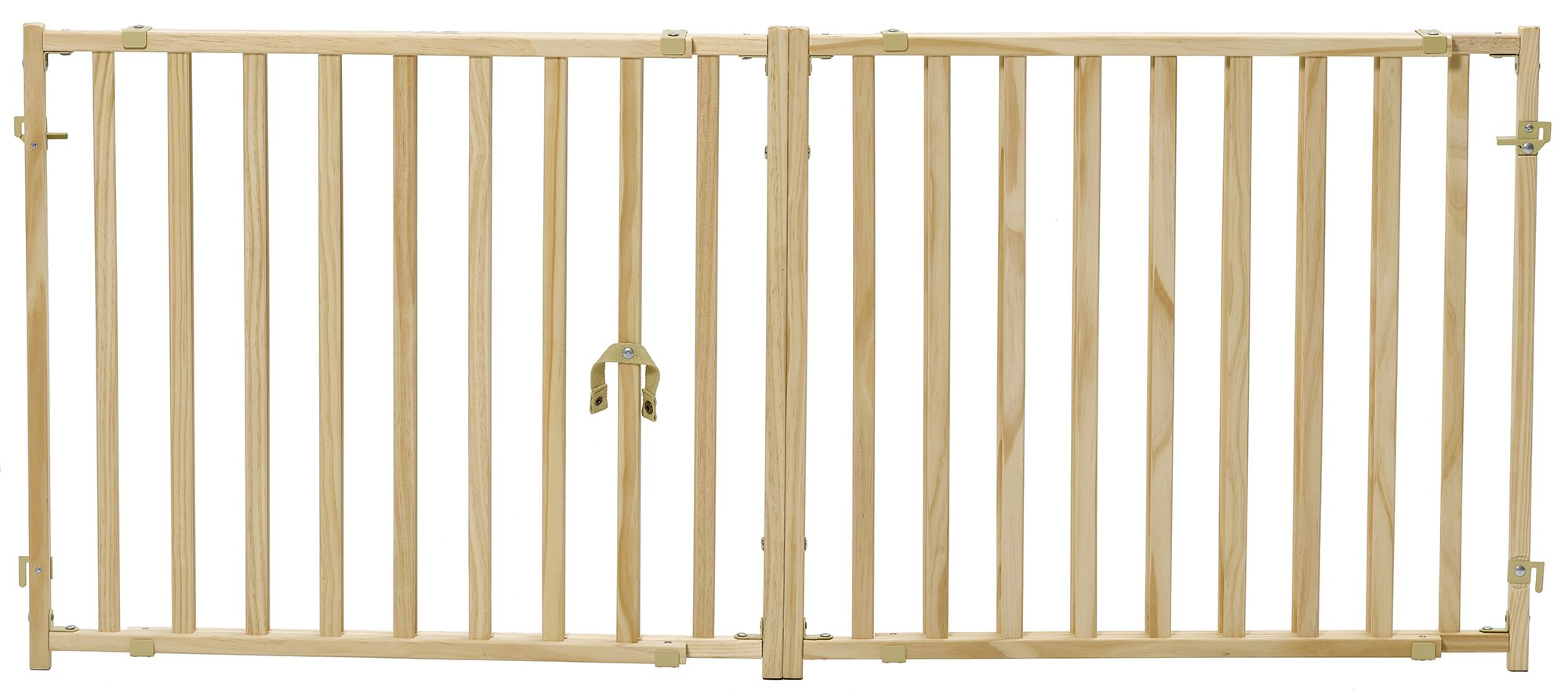 MidWest Pet Gate, Expands from 53'' - 94'' Wide, 24'' Tall