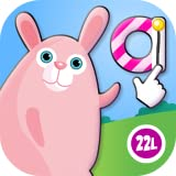 Preschool Kids Games • Tracing, Spelling, Coloring Book with Cute Animals, Logical Puzzle - Learning Spring Words School Adventure: Letters and Phonics A to Z (Alphabet Quiz) for Curious Children (Toddlers, Kindergarten) by Abby Monkey®