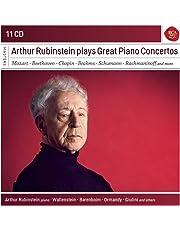 Arthur Rubinstein Plays Great Piano Concertos [1