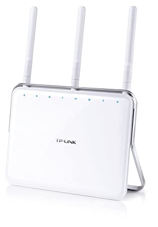 TP-LINK Archer VR900v - Router inalámbrico (Dual-Band, 2.4 GHz/5 GHz, Gigabit Ethernet), Color Blanco - Compatible Solo con operadores de Alemania: ...