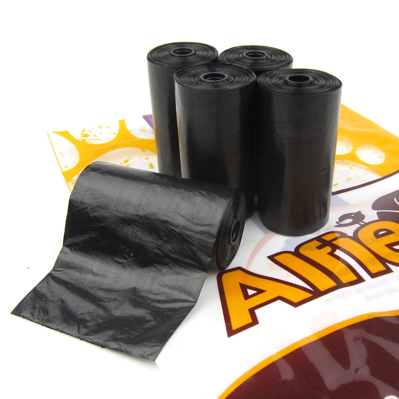 Alfie Pet by Petoga Couture - 5 Refill Rolls Bag for Jac Pet Waste Pickup tool 85%OFF
