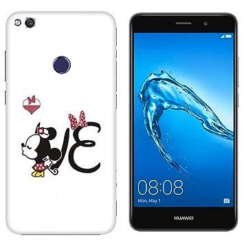 Funda Nova Lite Carcasa Huawei Nova Lite Pareja enamorados ...