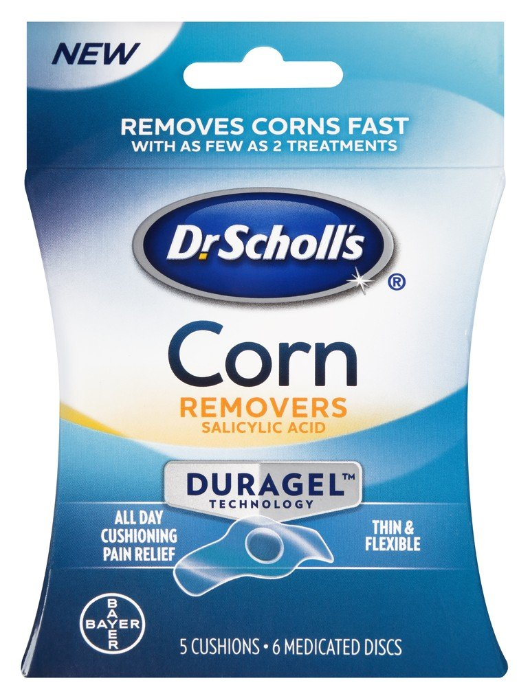 Dr. Scholls Corn Removers Salicylic Acid (5 Count) (2 Pack)