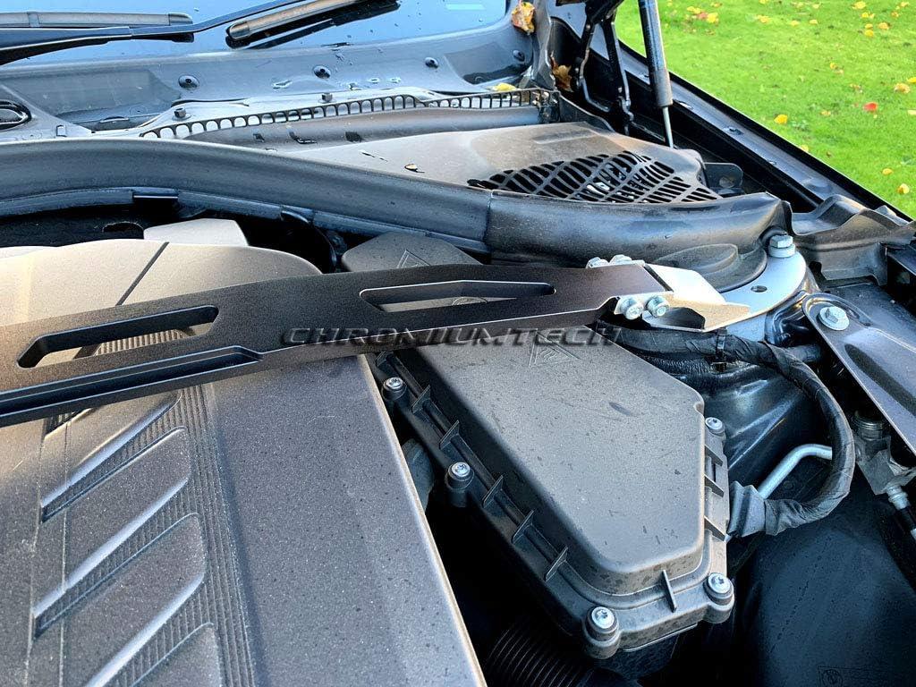 Aluminium Front Strut Brace for BMW BMW F30 F31 F32 F34 F35 3//4 Series